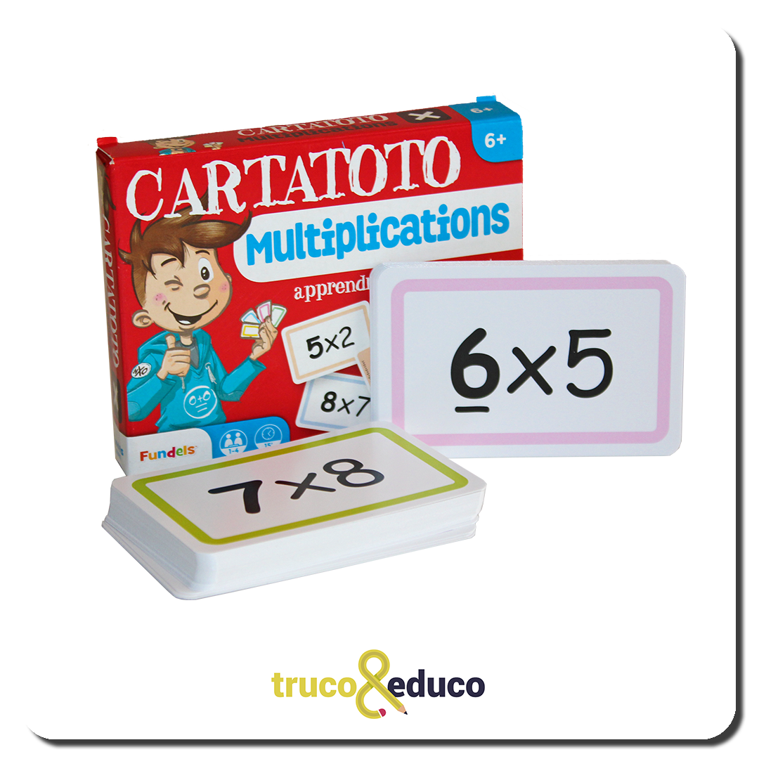 Post cartas Multiplicar
