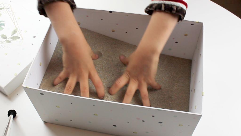 Trucos para conseguir que tus hijos gestionen sus emociones: La caja de la calma